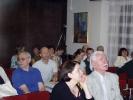 Pohled do sálu při dopolední části programu