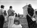 Svěcení kapličky Nejsvětější trojice