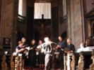 """Koncert komorního pěveckého sboru """"Královská obora"""""""